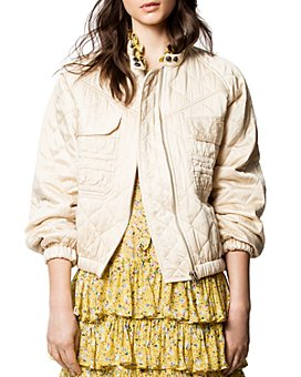 Zadig & Voltaire - Bubble Quilted Jacket