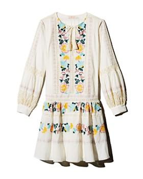 Tory Burch - Boho Embroidered Dress