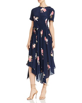 Preen Line - Verna Floral-Print Dress