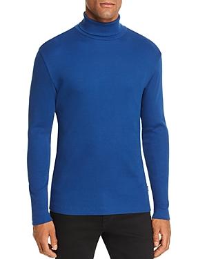 Boss Sweaters TENORE RIBBED TURTLENECK SWEATER