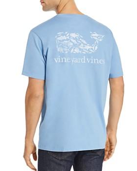 Vineyard Vines - Fish-Logo Graphic Pocket Tee