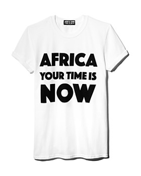 Africa Your Time is Now - Graphic Tee