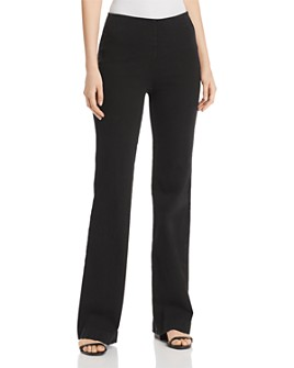 Lyssé - Pull-On Trouser Jeans in Black