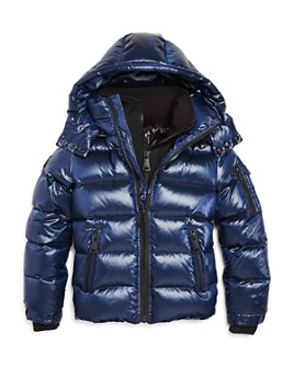 SAM. - Unisex Glacier Jacket - Little Kid