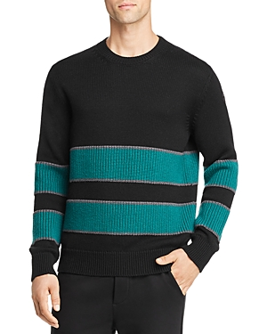 Moncler Color-Block Wool Sweater (Clearance)