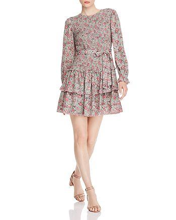 Rebecca Taylor - Camila Smocked Floral Dress