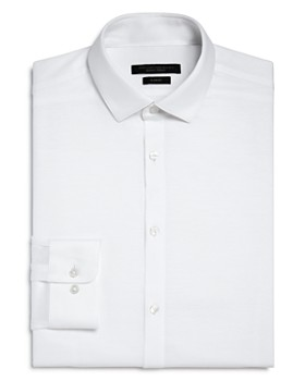 John Varvatos Star USA - Solid Jersey Slim Fit Dress Shirt