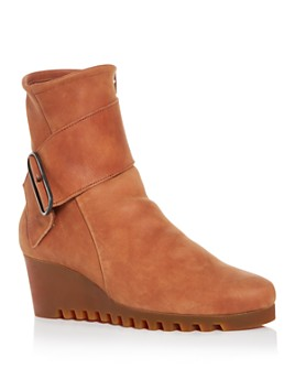 Arche - Women's Larune Wedge Ankle Boots