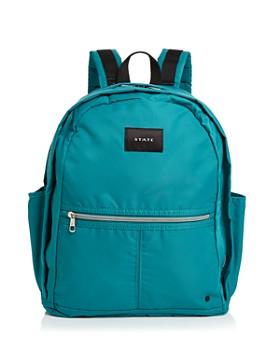 STATE - Kent Nylon Backpack