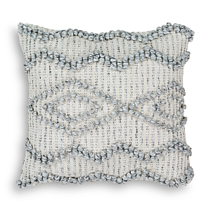 Surya Anders Textured Cream Throw Pillow, 22 x 22
