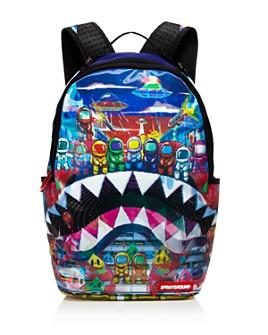 Sprayground - Boys' Space Aliens Backpack