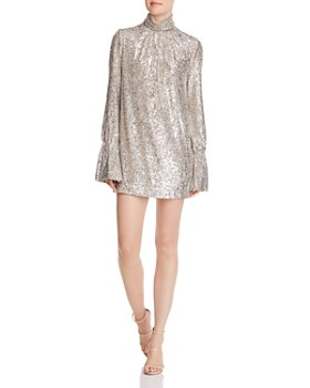 Zadig & Voltaire - Rumer Sequined Mini Dress