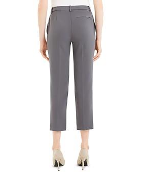 Theory - Cropped Straight-Leg Pants
