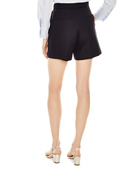 Sandro - Ejanile Ruffled Mini Shorts