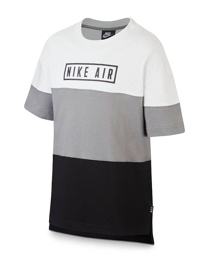 Big Qdowcexrbe Block Boys' Kidbloomingdale's Color Nike Air Tee 5jc4ARL3qS