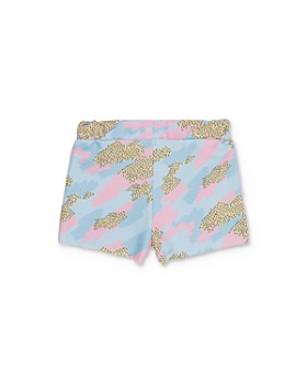 Sovereign Code - Girls' Kyla Spotted Camo Shorts - Little Kid