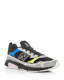 New Balance - Men's X-Racer Low-Top Sneakers
