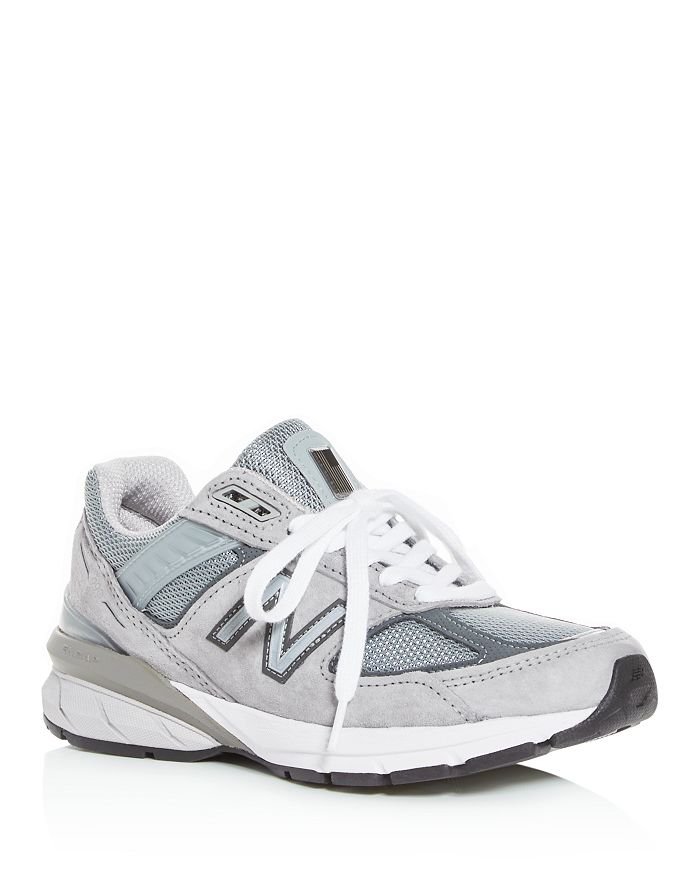 New Balance - Women's Made in USA 990V5 Low-Top Sneakers