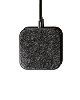 Courant - Catch:1 Leather Wireless Charging Pad