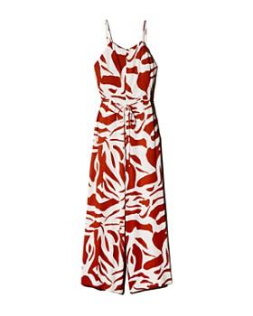 Whistles - Graphic Zebra-Printed Jumpsuit