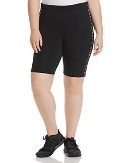 Nike Plus - Logo-Trim Air Bike Shorts