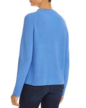 Eileen Fisher - Truncated Funnel Neck Sweater