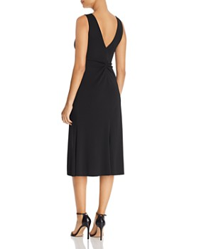 Elie Tahari - Camile Twist-Front Dress
