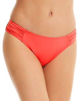 Tommy Bahama - Shirred Hipster Bikini Bottom