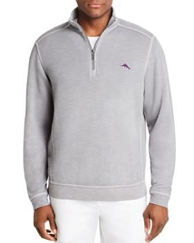 Tommy Bahama - Tobago Bay Half-Zip Sweatshirt