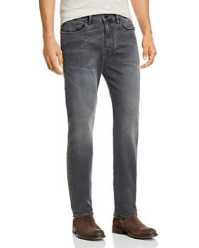 Joe's Jeans - Brixton Slim Straight Fit Jeans in Driggs Gray