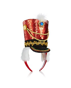 Bloomingdale's - Nutcracker Hat Headband - 100% Exclusive
