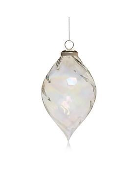 Bloomingdale's - Mercury Glass Finial Ornament - 100% Exclusive