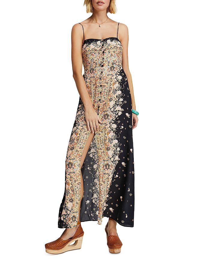 Free People - Morning Song Printed Maxi Dress