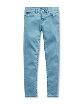 Ralph Lauren - Girls' Tompkins Skinny Fit Jeans - Big Kid