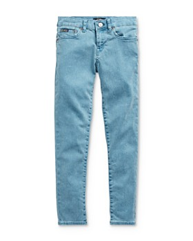 Ralph Lauren - Girls' Tompkins Skinny Fit Jeans - Big Kid