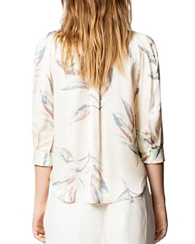 Zadig & Voltaire - Touch Paradise Tunic
