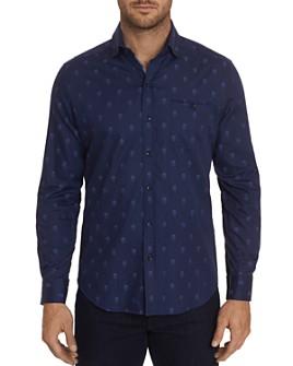 Robert Graham - Wilshire Skull-Pattern Classic Fit Shirt