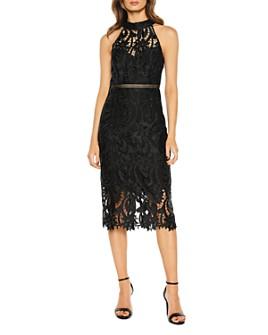 Bardot - Isa Lace Sheath Dress