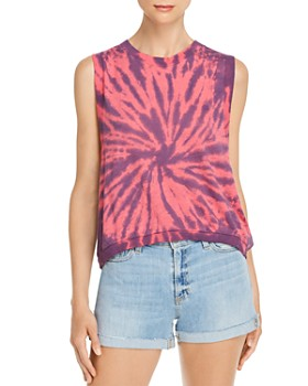 Free People - Love Tie-Dye Tank