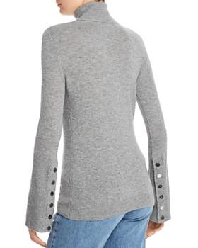 Ramy Brook - Kathy Wool-Blend Snap-Cuff Sweater