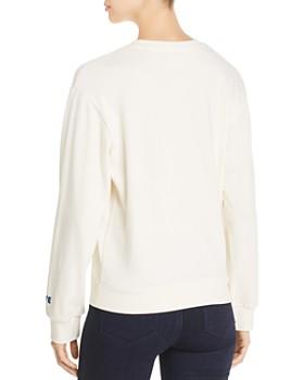 MKT Studio - Sorock Craie Graphic Sweatshirt