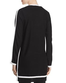 Calvin Klein - Stripe-Trimmed Cardigan