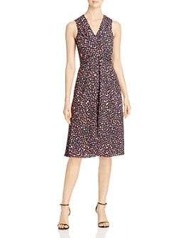 NIC and ZOE - Mover & Shaker Printed Dress