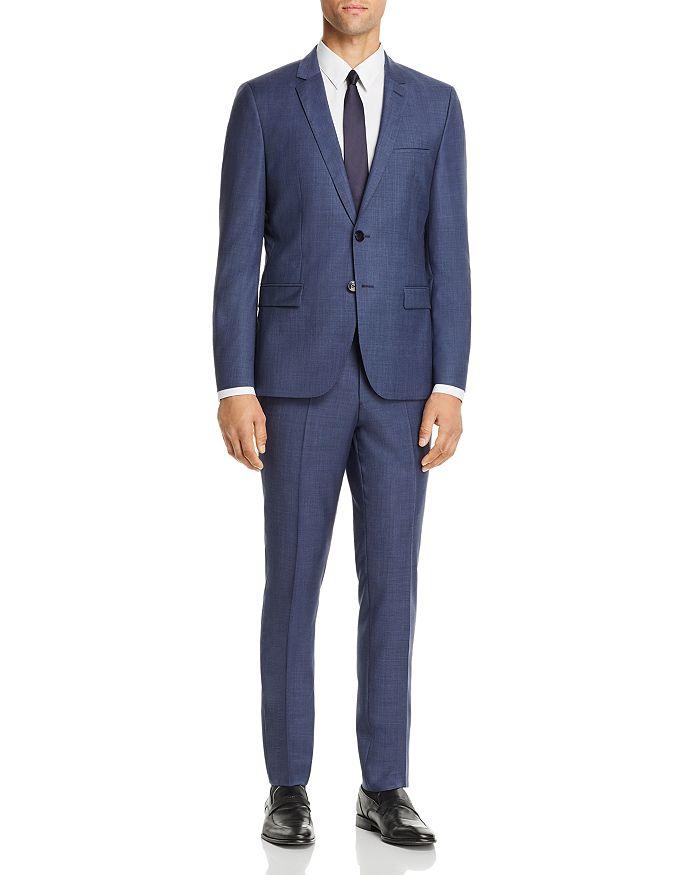 HUGO - Arti & Hesten Sharkskin Slim Fit Suit Separates