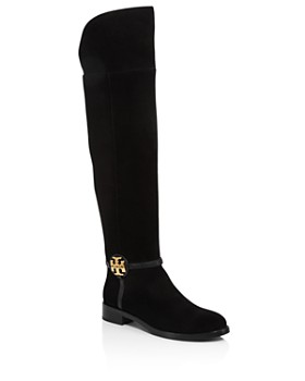 Tory Burch - Women's Miller Over-the-Knee Boots