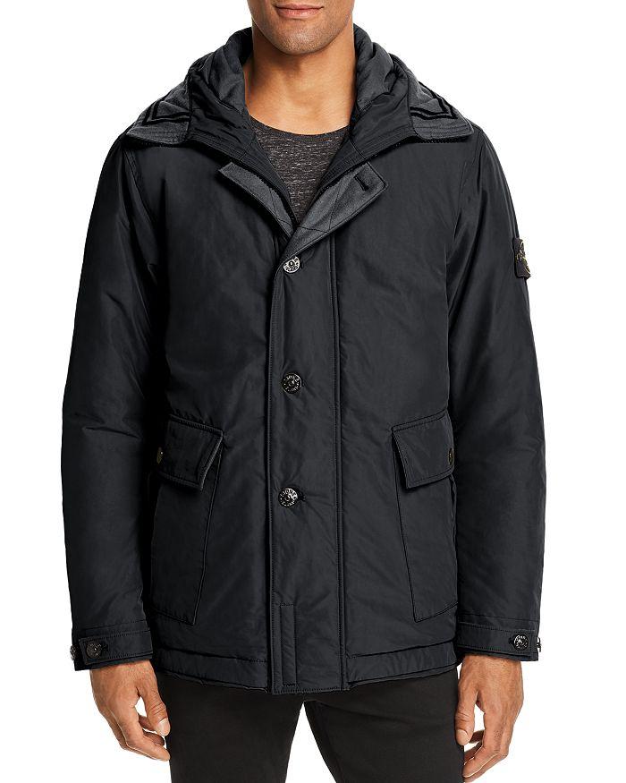 Stone Island - Hooded Jacket