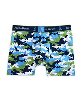 Psycho Bunny - Knit Boxer Briefs