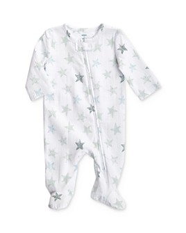Aden and Anais - Boys' Star Print Footie - Baby