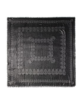 Zadig & Voltaire - Kerry Jac Skull Scarf