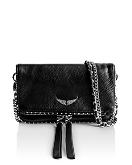 Zadig & Voltaire - Rock Nano Studded Crossbody